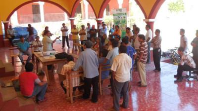Intensa agenda sobre el clima en tierras mayas
