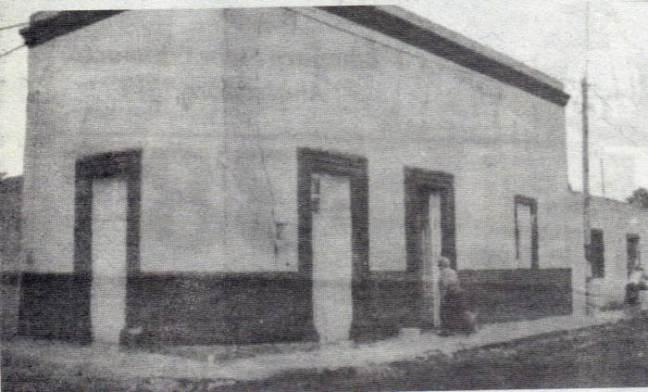 La casa del sobador de Yobaín. Fotografía tomada del artículo de Jorge Moreno