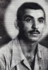 Enrique Sierra Erosa, el sobador de Yobaín. Fotografía encontrada en el artículo de Jorge Moreno