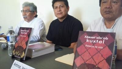 Tres muestras de escritores mayas contemporáneos