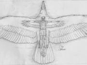 Una historia sobre el Wáay Koot, gigantesca y fabulosa ave de las tierras mayas