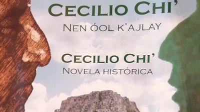 Cecilio Chi', la primera novela escrita en maya