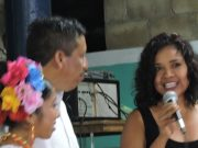 """""""Canto en maya porque el pueblo debe cantar en su lengua"""": Jazmín Novelo"""