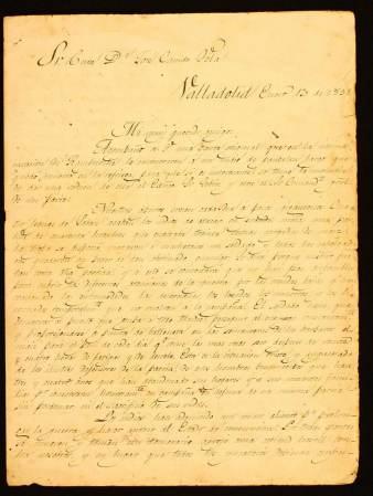 Manuscrito de la Guerra de Castas que se puede encontrar en la Biblioteca Virtual de Yucatán