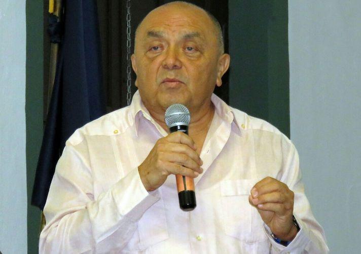 Carlos Evia Cervantes