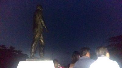 Tihosuco celebra a oscuras el 170o. aniversario de la Guerra de Castas