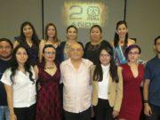 Grupo Ajau reitera su compromiso con la comunidad al celebrar su 20o. aniversario