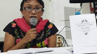 """La voz y """"la poesía orgánica"""" de Marga Aguilar"""
