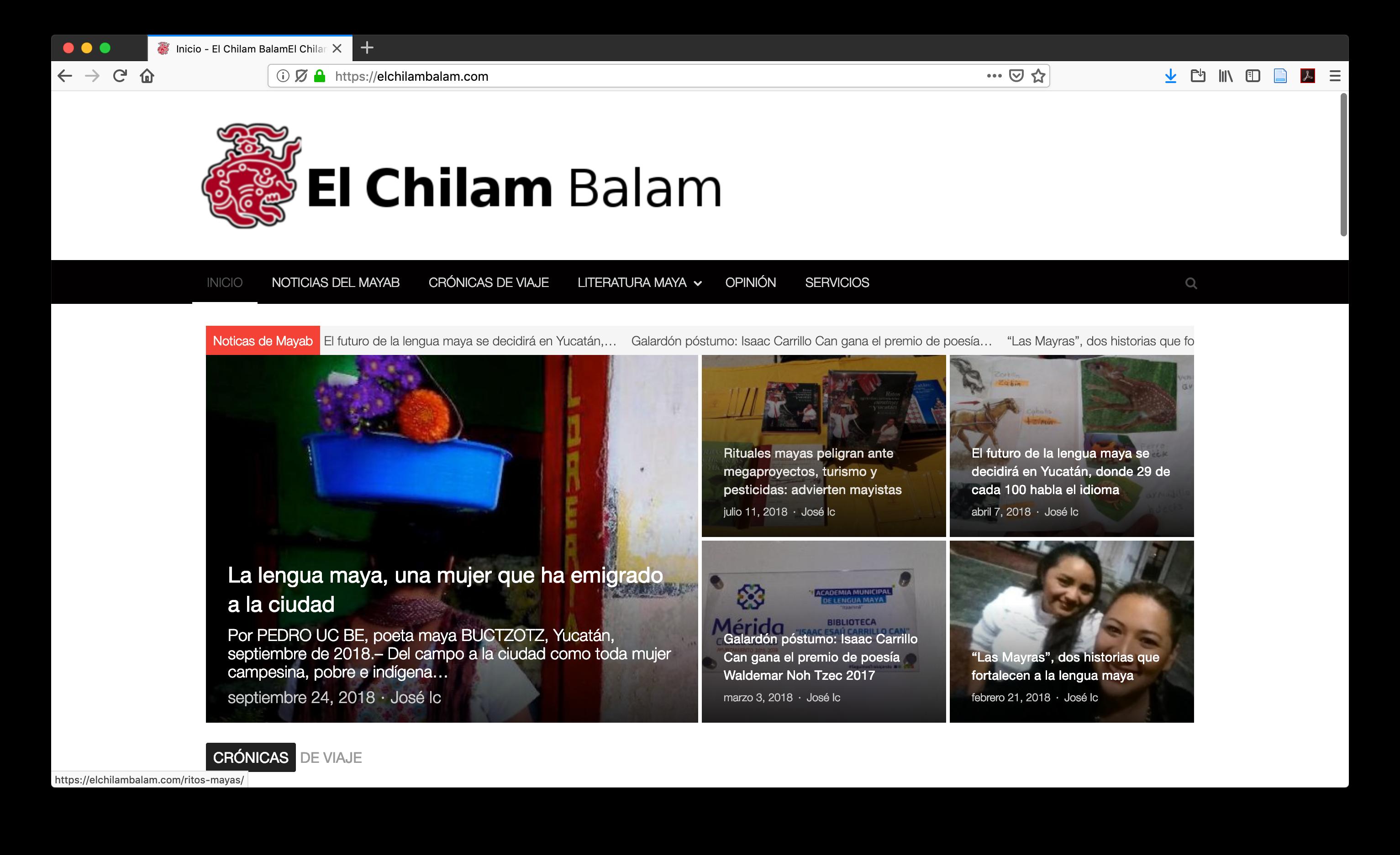 Felipe Carrillo Puerto Archivos - El Chilam BalamEl Chilam Balam fd5a905bab9