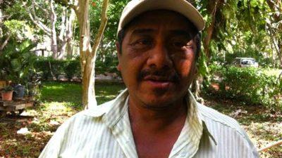 """""""El Cicy quiere apropiarse de nuestras semillas"""", denuncia campesino maya"""