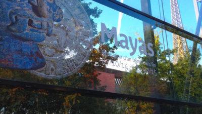 """En la exposición de París, los glifos mayas atraen incluso a """"no especializados"""""""