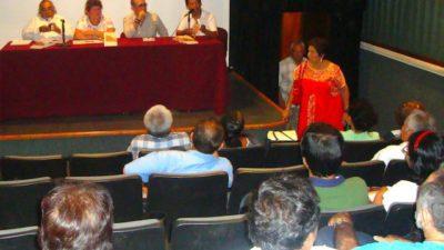 Volver a la voz de los abuelos mayas por medio de apagones de 2 horas