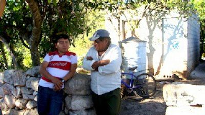La televisión francesa muestra a los mayas de hoy