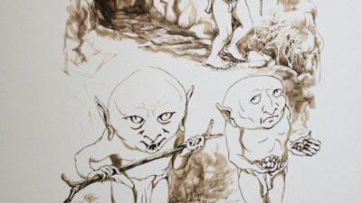Los aluxes, producto del estrés y desnutrición de los mayas
