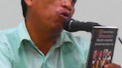 """Comunicadores mayas de Peto, indignados por la censura a """"su otro"""", Arux Duende"""