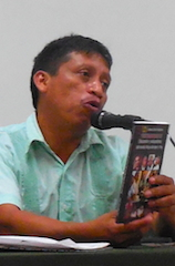 Bernardo Caamal Itzá alias el Arux Duende del Mayab