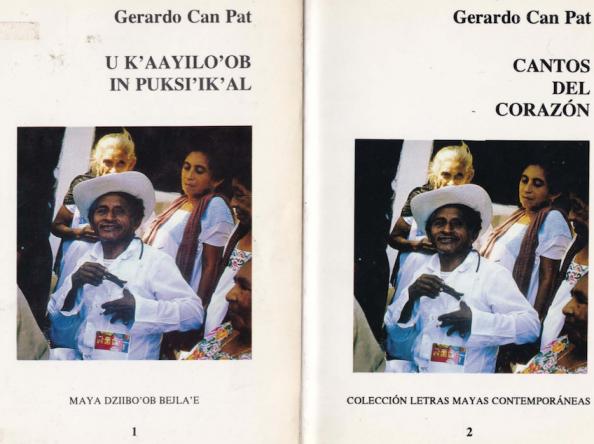 Gerardo Can Pat, un poeta maya del corazón