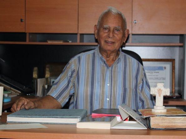 En memoria del filólogo y narrador maya Domingo Dzul Poot