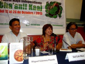 Organizan un encuentro de escritores mayas exclusivo en Mérida