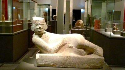 """""""Nunca hubo una debacle de la cultura maya"""""""