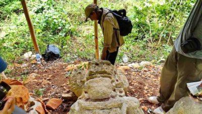 Anciano maya sorprende a amantes de la arqueología en Sabanas Pilas
