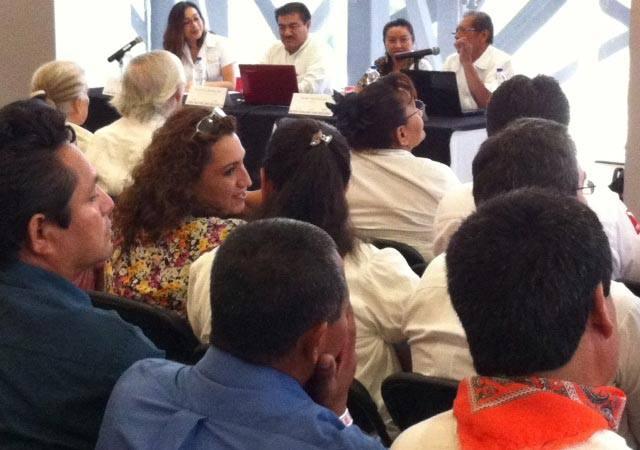 Presentación de las normas de escritura en lengua maya yucateca
