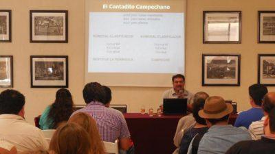Fidencio Briceño: el bilingüismo fortalece al idioma maya