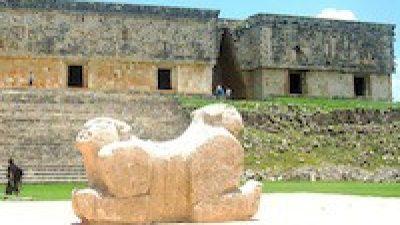 Familias mayas entran gratis a zonas arqueológicas