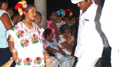 Seyé: niños heredan la tradición de bailar la vaquería