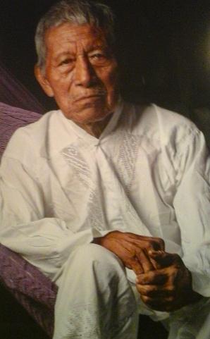 Sabino Pech Angulo, de Tusik