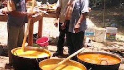 Un pueblo custodio del maíz y de la religión maya