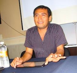 El escrito maya Miguel May May
