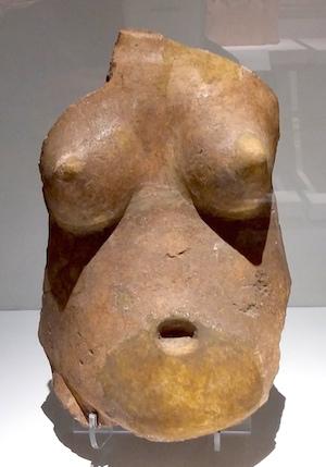 Mujer encinta encontrada en Mayapán