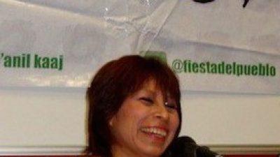 La yucateca Marisol Ceh, premio Nezahualcóyotl 2014