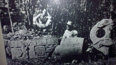 Un nuevo saqueo de la cultura maya