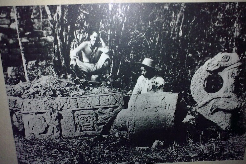 Cargador maya