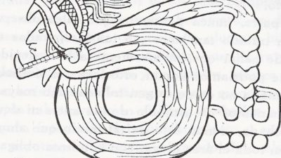 La cascabel y el tiempo cíclico de los mayas