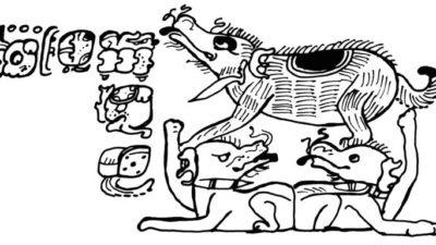Mayas representan una historia sobre los temidos Wáay