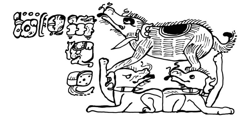 Creaturas sobrenaturales (http://research.famsi.org/schele_list.php?rowstart=15&search=142&num_pages=2&title=Schele%20Drawing%20Collection&tab=schele)