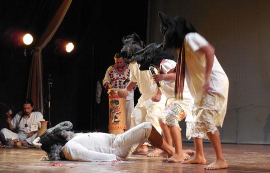 Foto Pedro Abelardo Ic Estrella // Wáay en acción